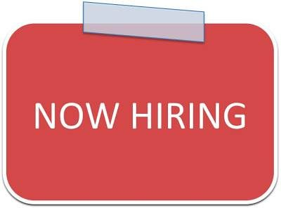 Now Hiring Jobs Employment