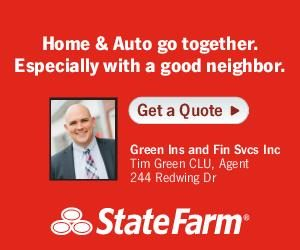 Tim Green State Farm