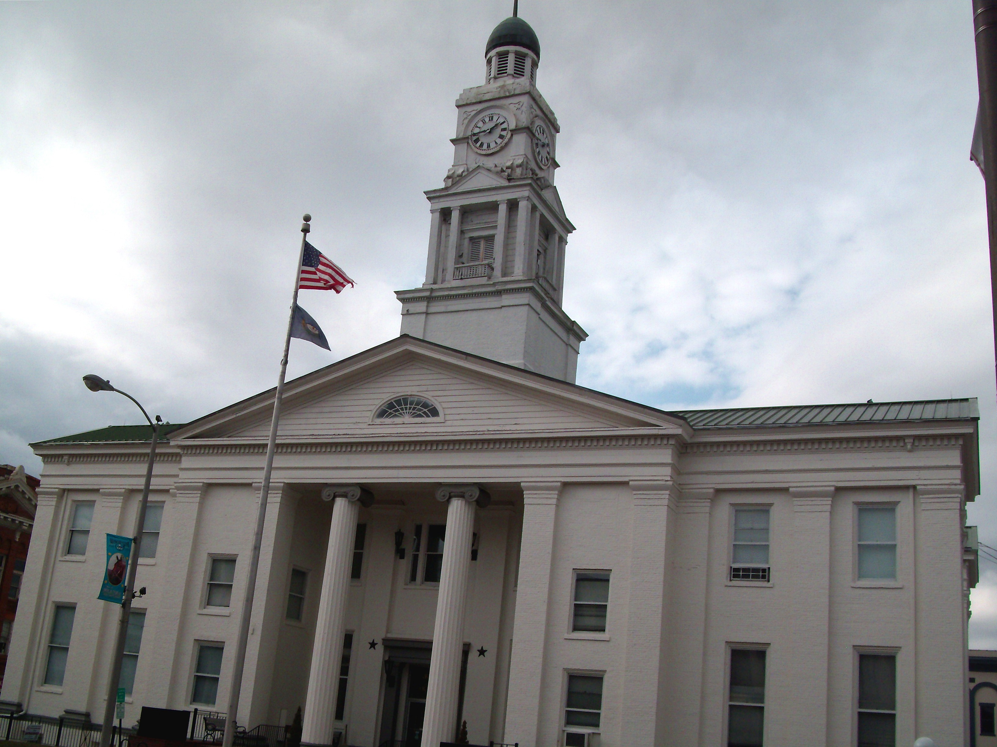 Winchester Courthouse