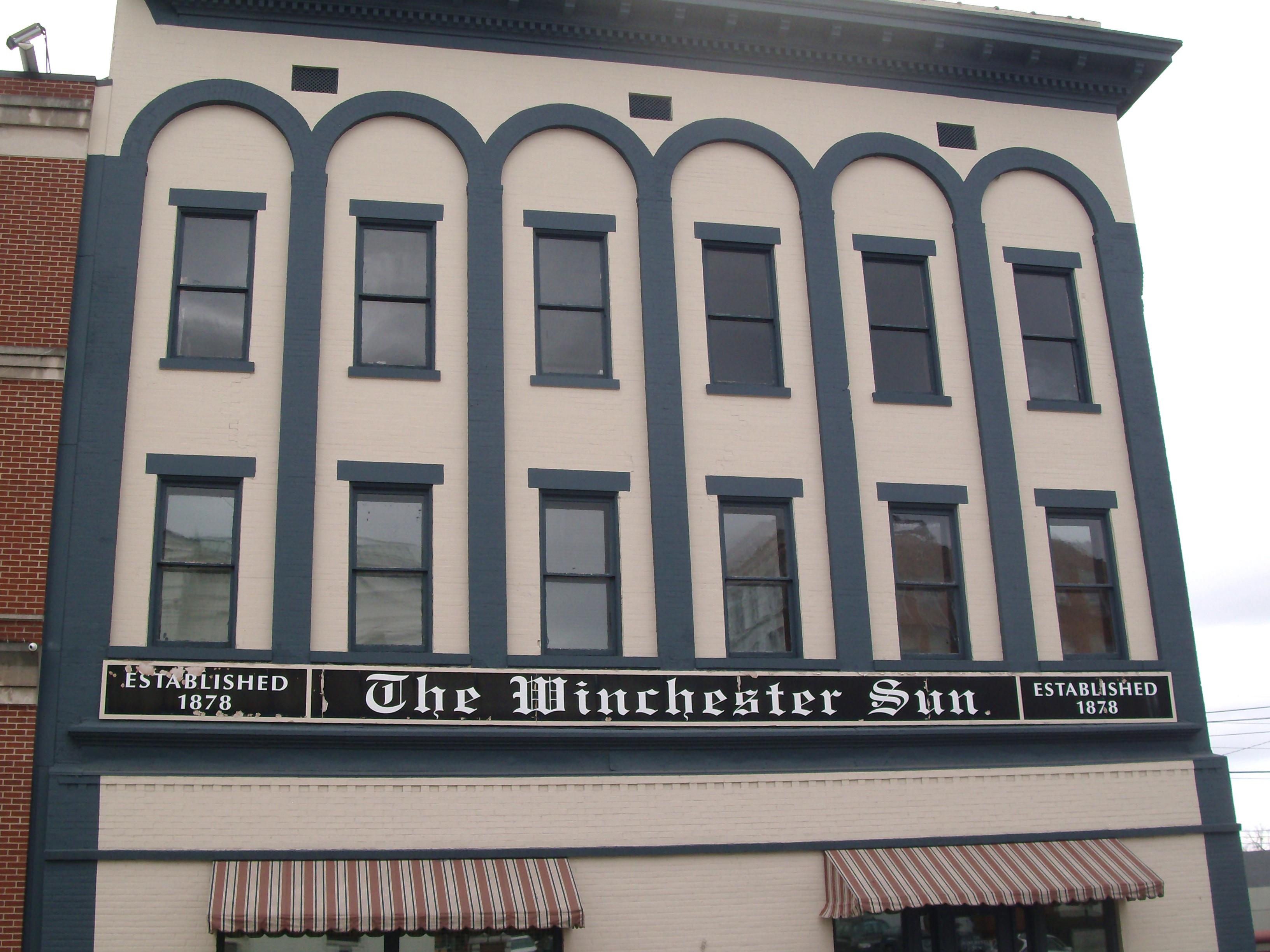 Winchester Sun Building